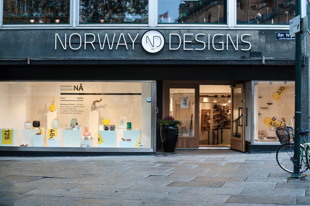 Norsk design Norway Designs